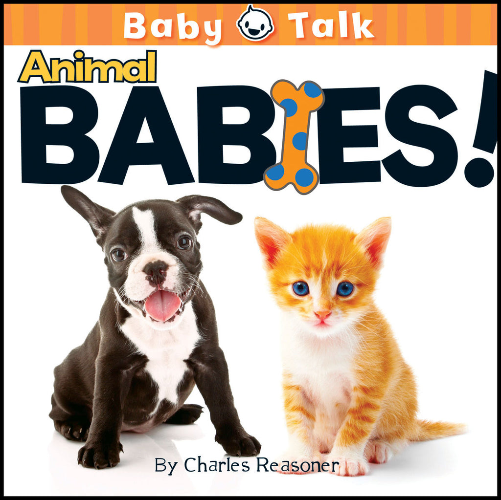 2019 - Animal Babies (Board Book)