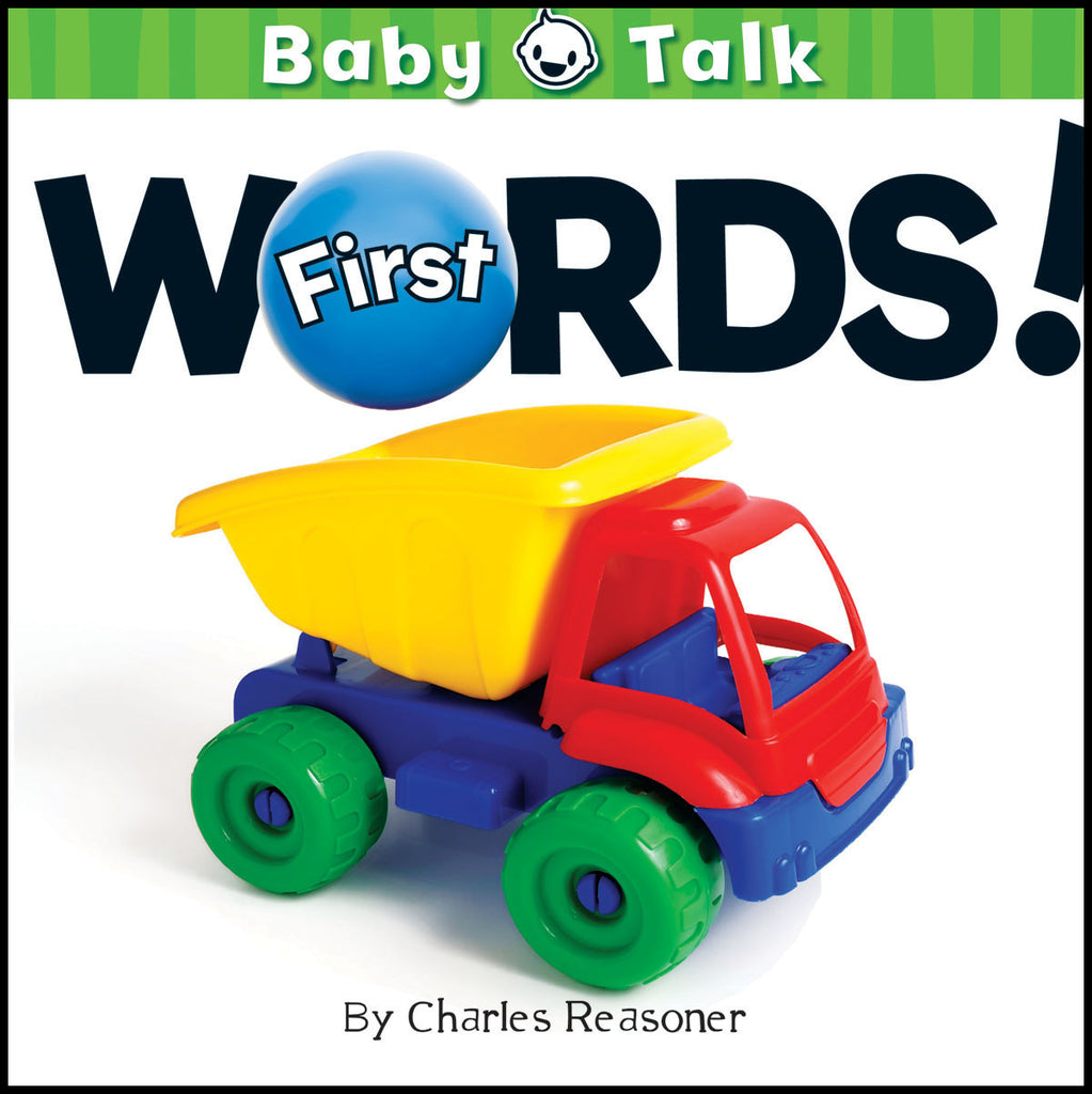 2019 - First Words! (Board Book)