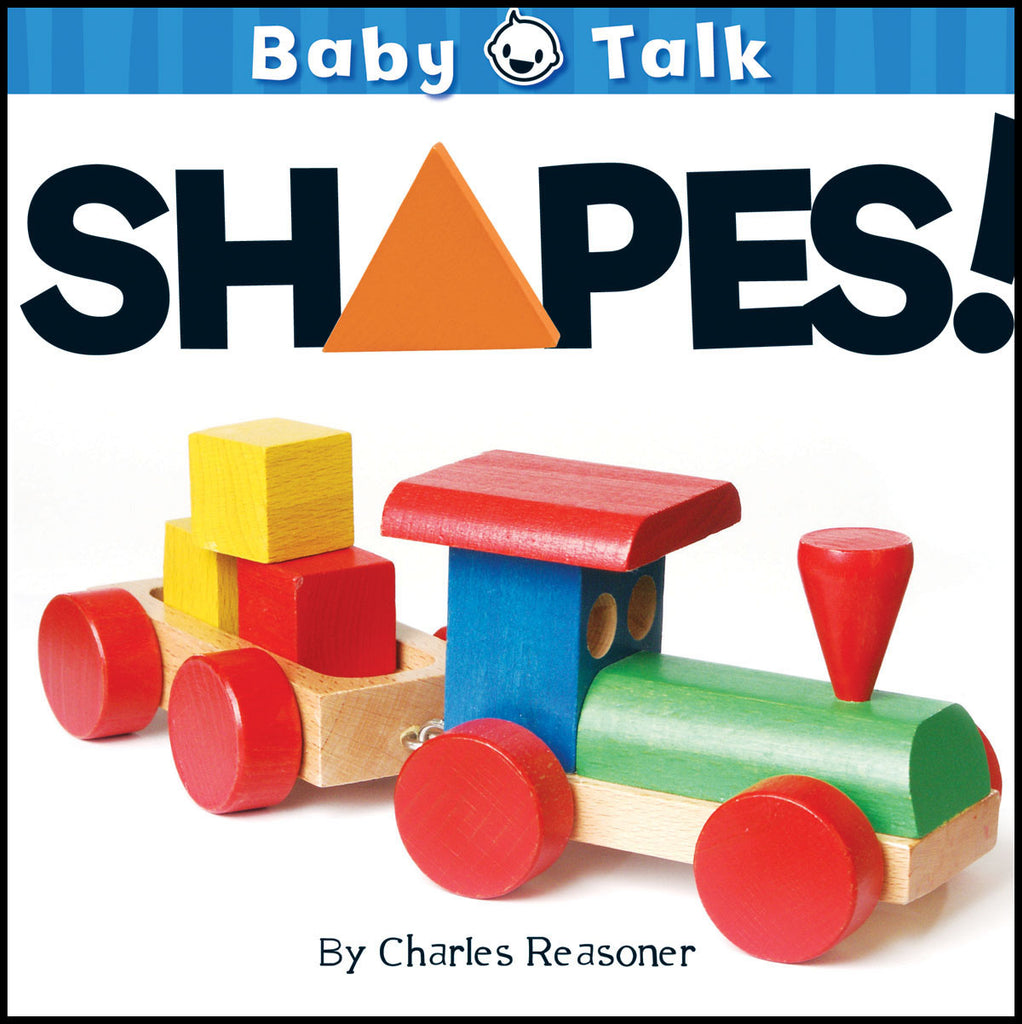 2019 - Shapes! (Board Book)