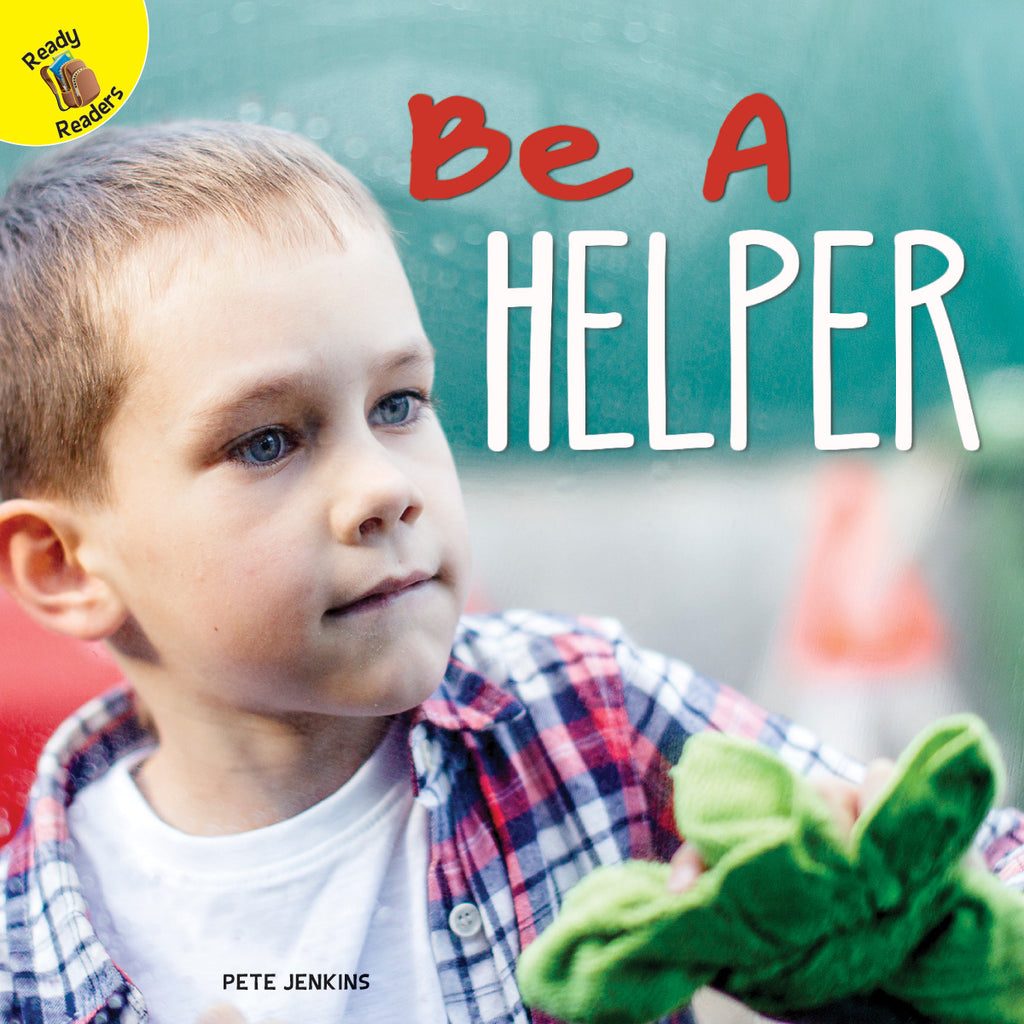 2019 - Be a Helper (Hardback)