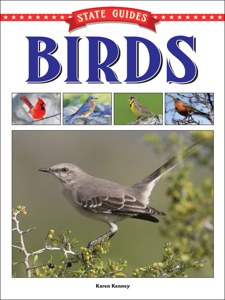 2018 - State Guides to Birds (Hardback)