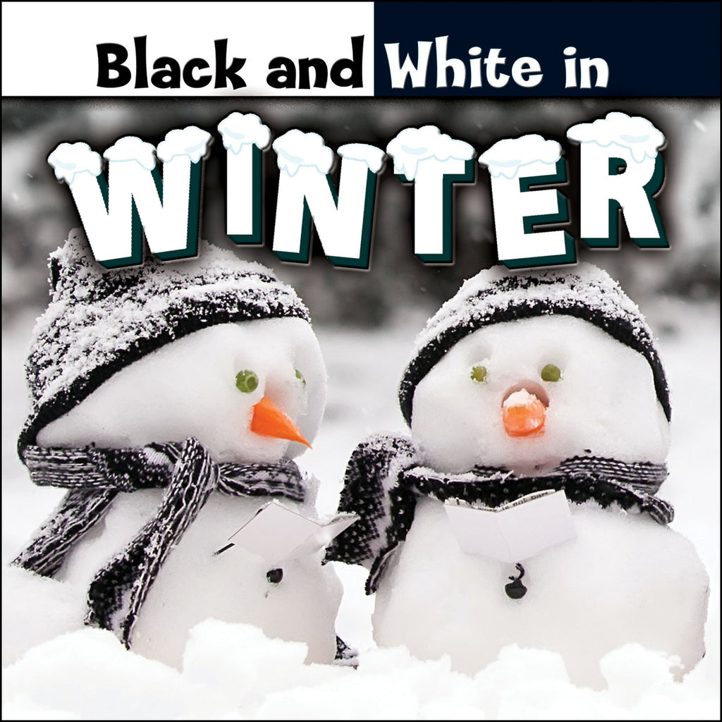 2015 - Black and White in Winter (Hardback)