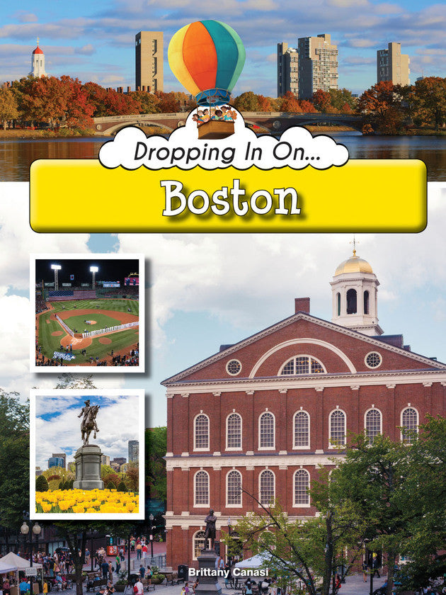2016 - Dropping In On Boston (Hardback)