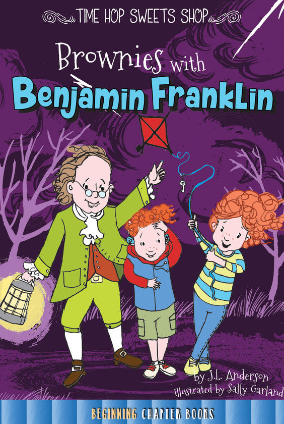 2016 - Brownies with Benjamin Franklin (Hardback)