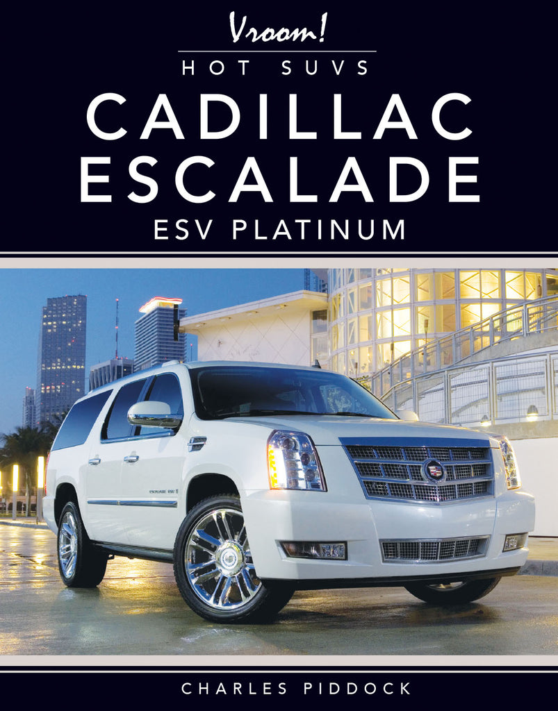2019 - Cadillac Escalade ESV Platinum (eBook)