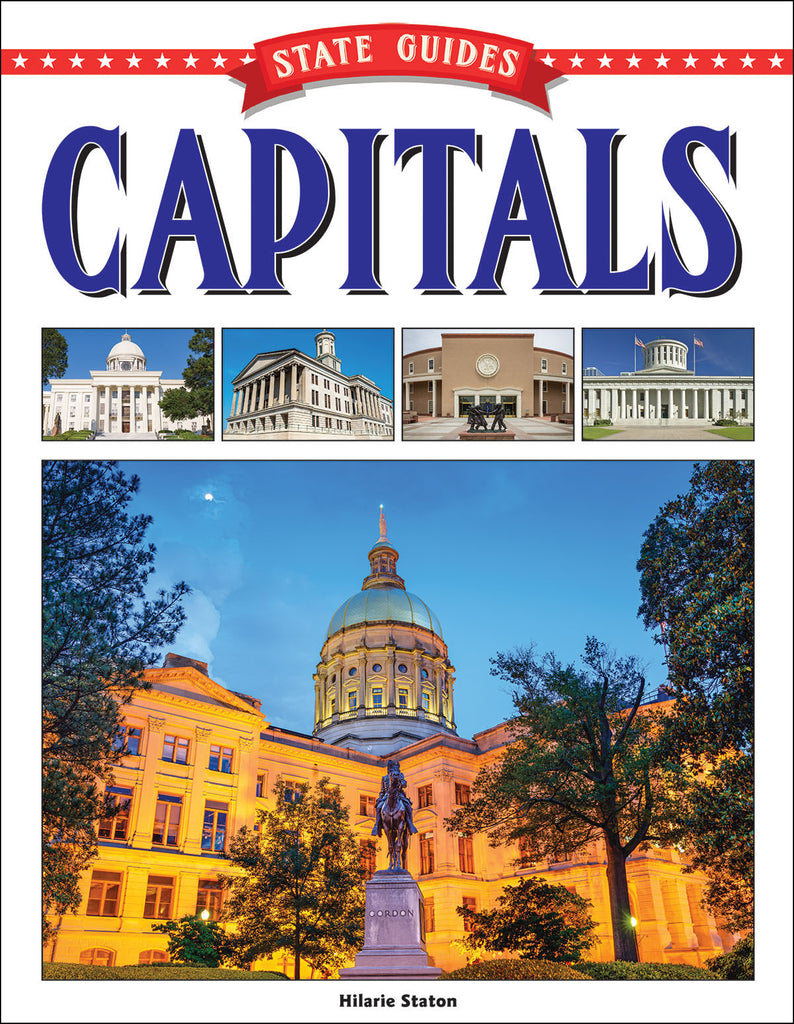 2018 - State Guides to Capitals (Paperback)