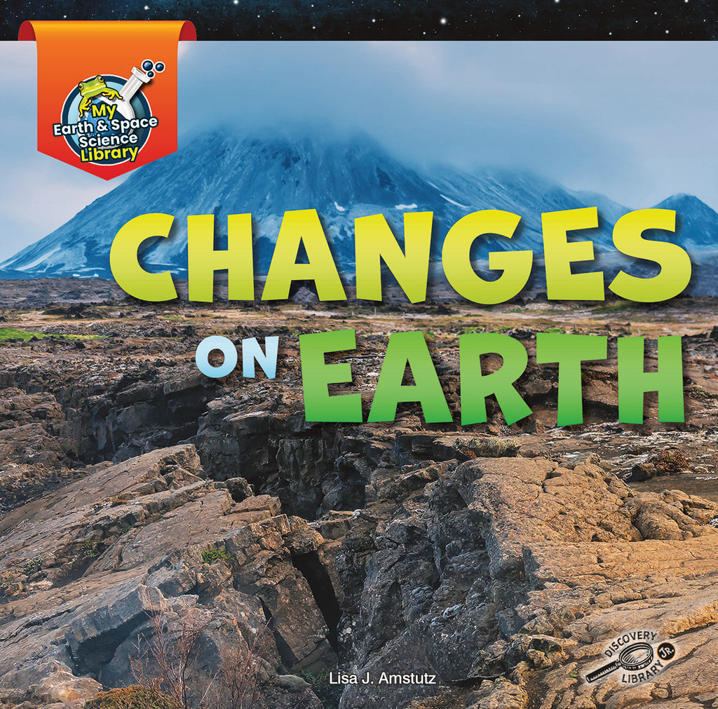 2021 - Changes on Earth (Hardback)