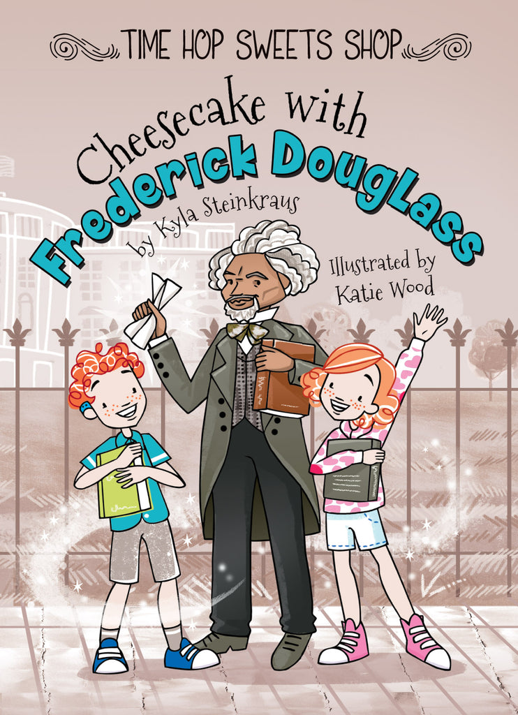 2019 - Cheesecake with Frederick Douglass (Hardback)
