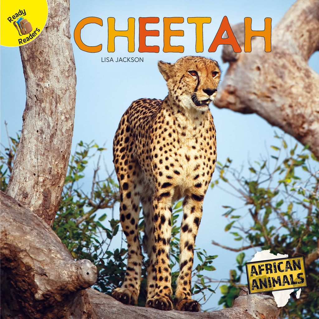 2020 - Cheetah (eBook)