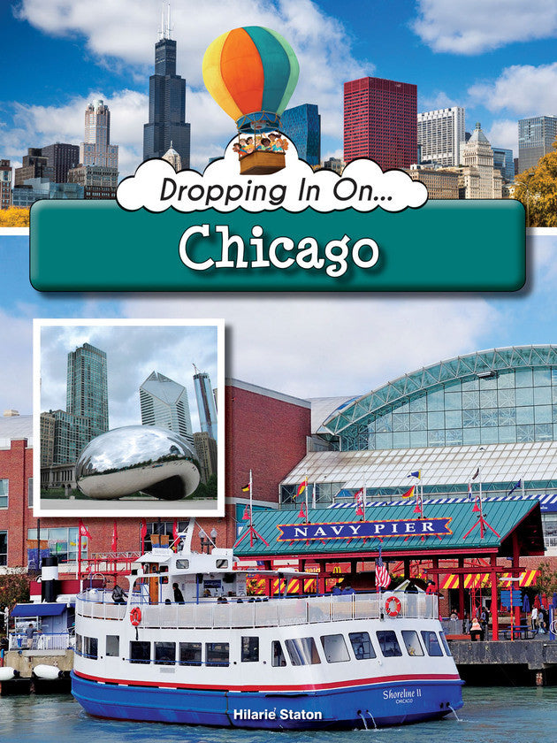 2016 - Dropping In On Chicago (Hardback)