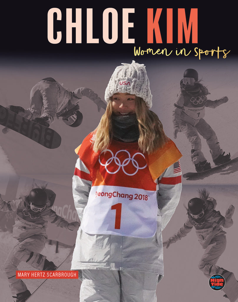 2021 - Chloe Kim (eBook)