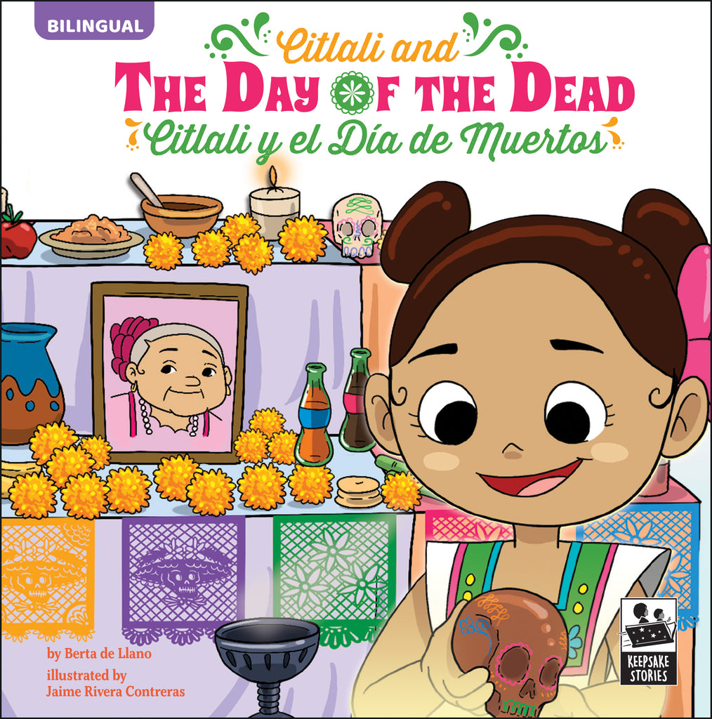 2021 - Citlali and the Day of the Dead (Hardback)