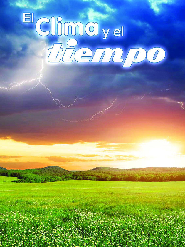 2015 - El clima y el tiempo (Climate and Weather) (Hardback)