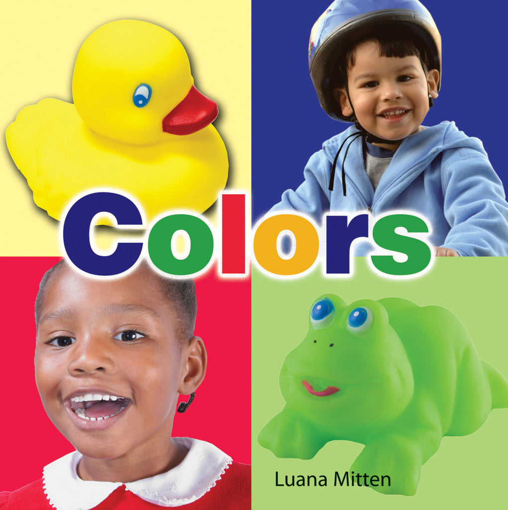 2019 - Colors  (Board Book)