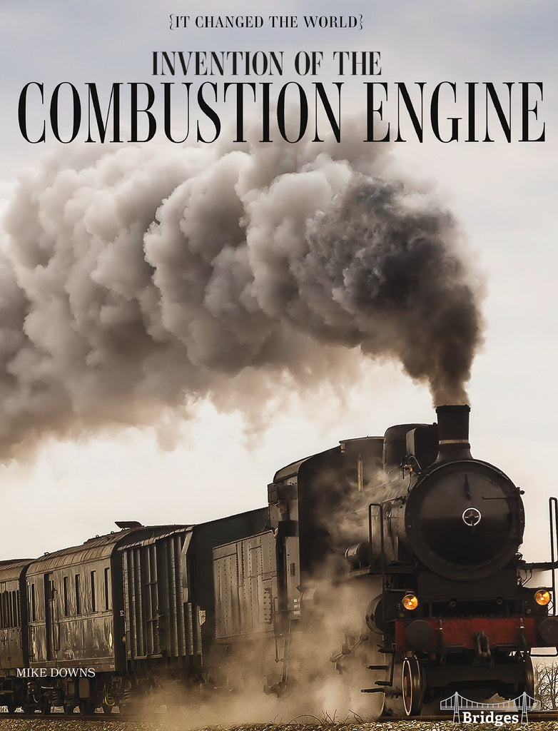 2020 - Invention of the Combustion Engine (eBook)