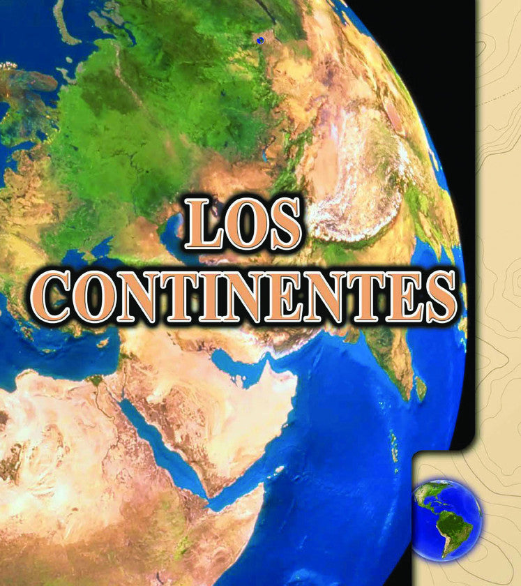 2014 - Los continentes (Continents) (Paperback)