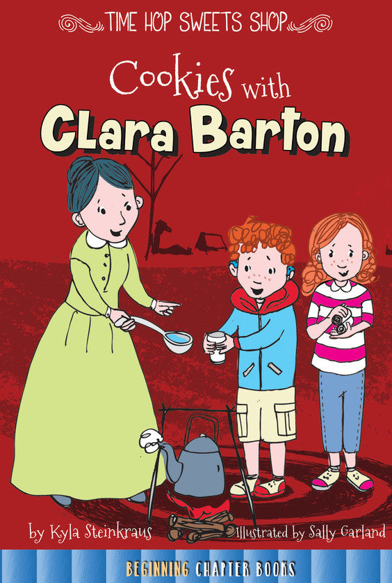 2016 - Cookies with Clara Barton (eBook)