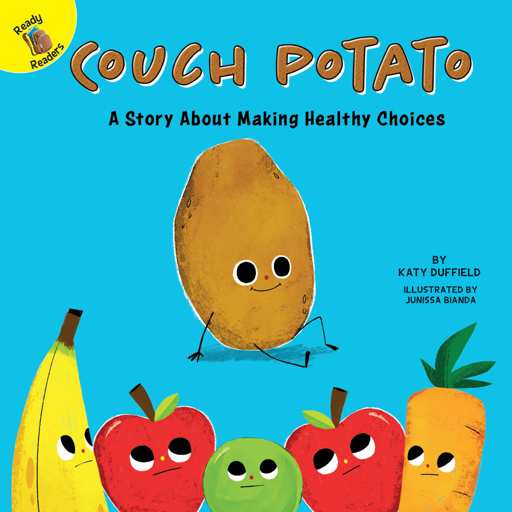 2019 - Couch Potato (Hardback)