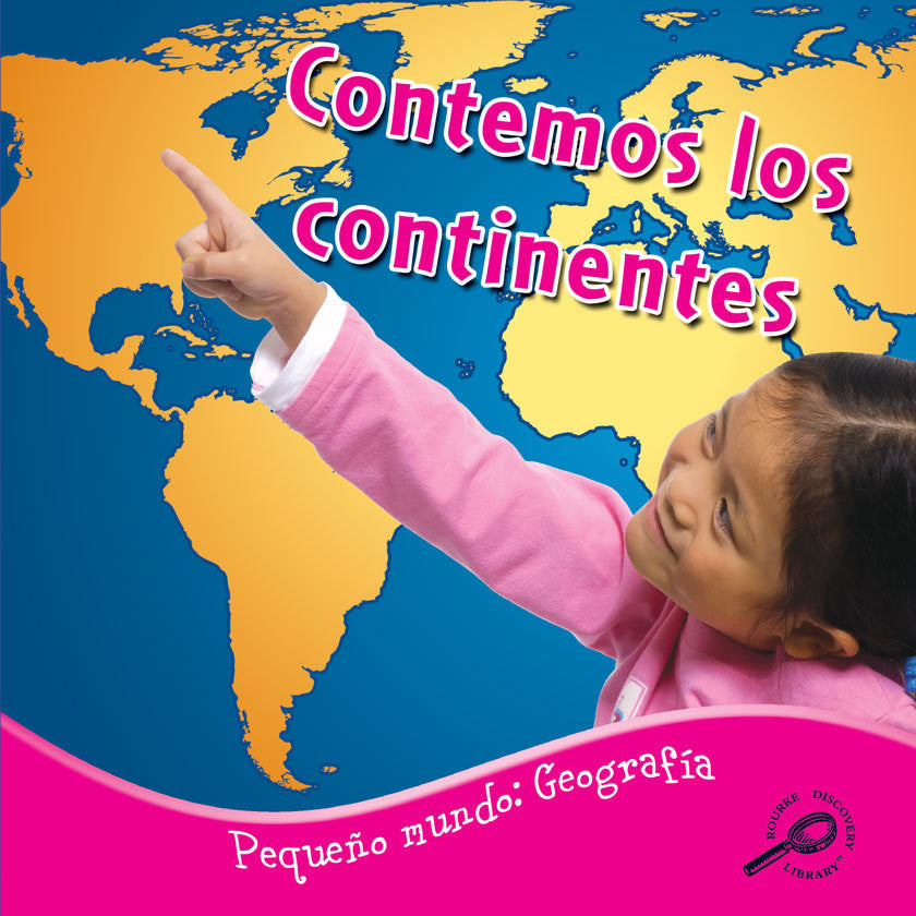 2010 - Contemos los continentes (Counting The Continents) (Paperback)