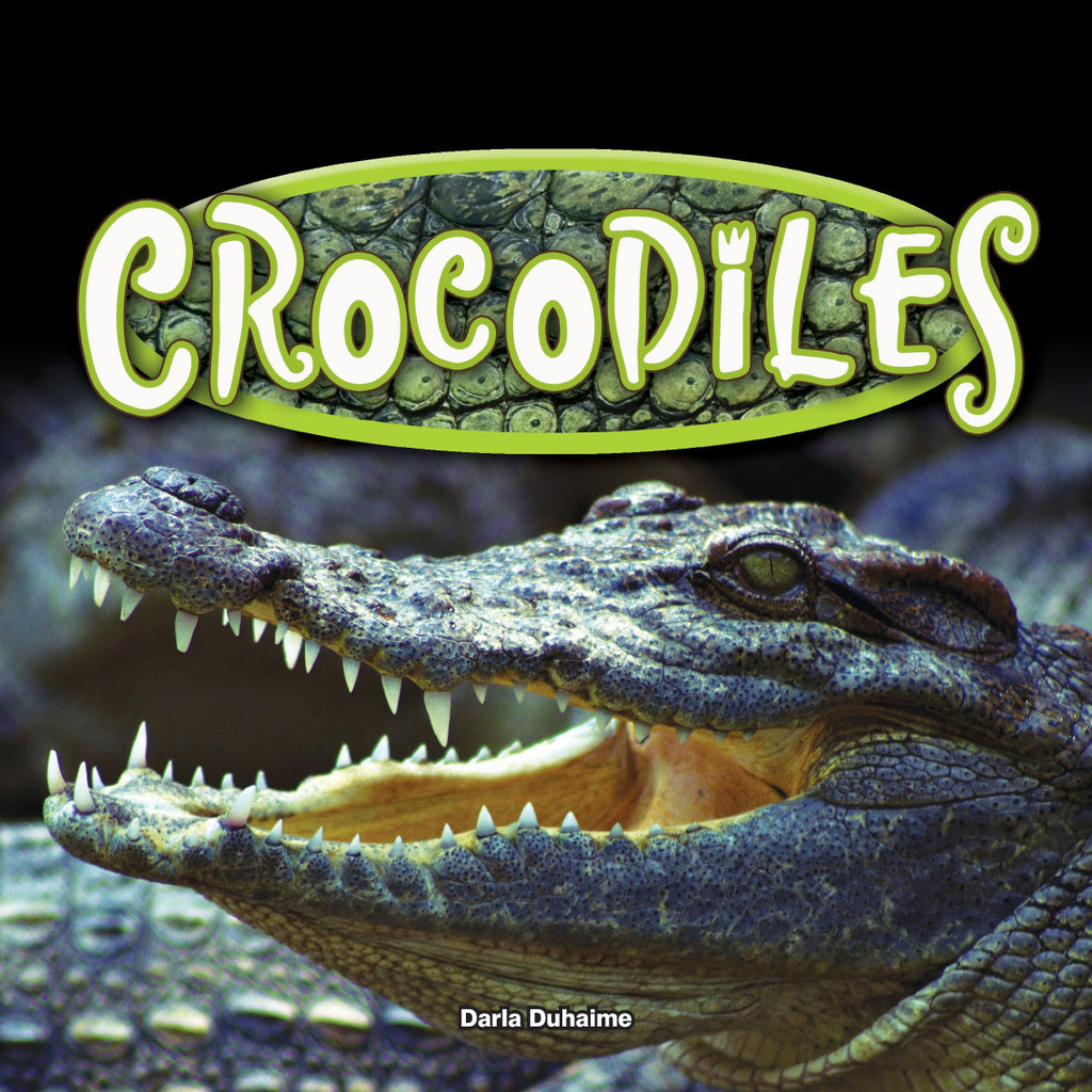 2017 - Crocodiles (eBook)
