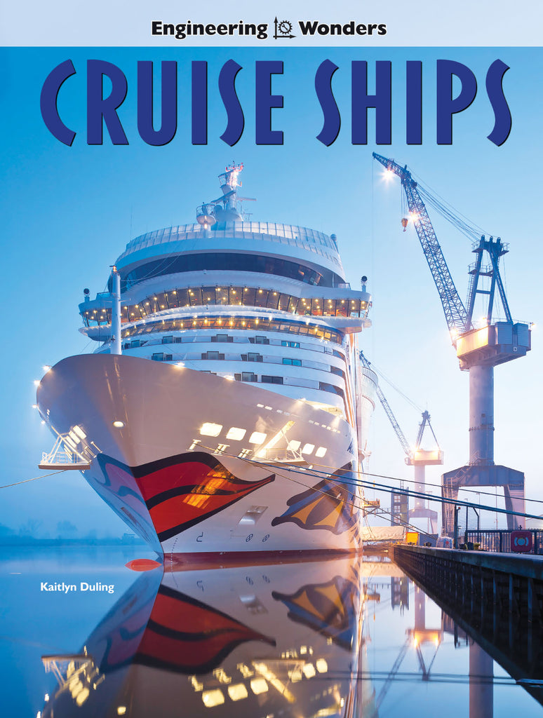 2019 - Cruise Ships (eBook)