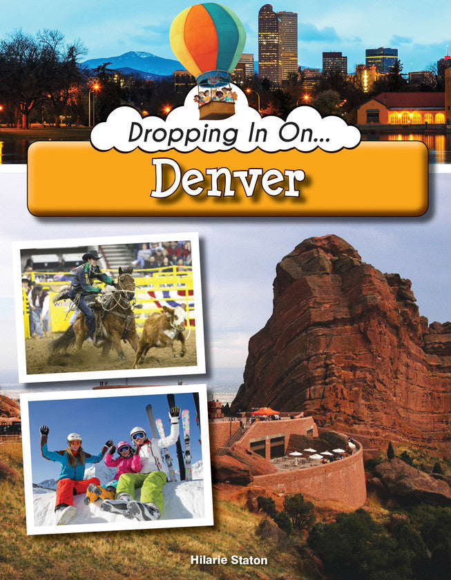 2017 - Dropping In On Denver (Hardback)