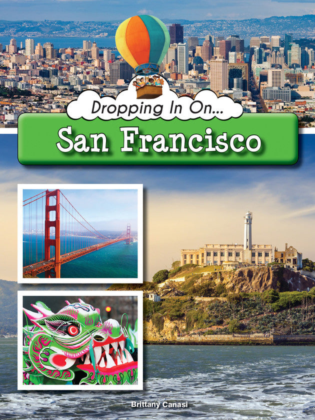 2017 - Dropping In On San Francisco (Hardback)