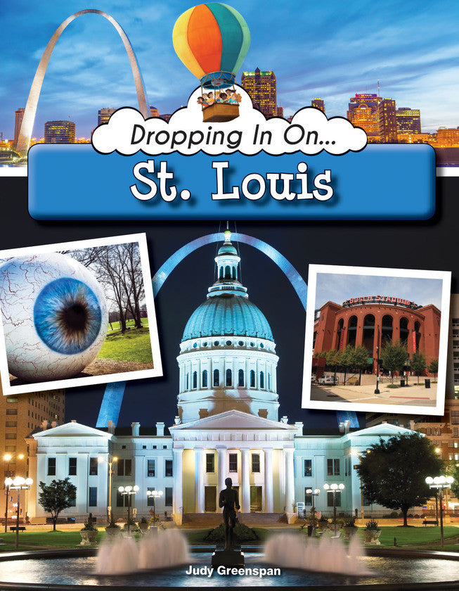 2017 - Dropping In On  St. Louis (Hardback)