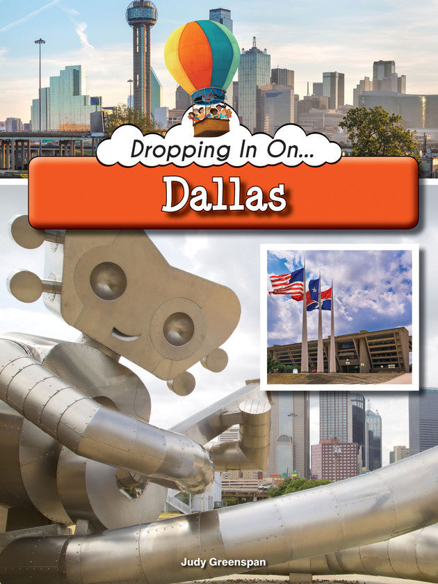 2016 - Dropping In On Dallas (Hardback)