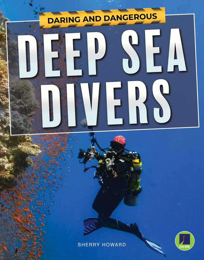 2019 - Deep Sea Divers (Hardback)