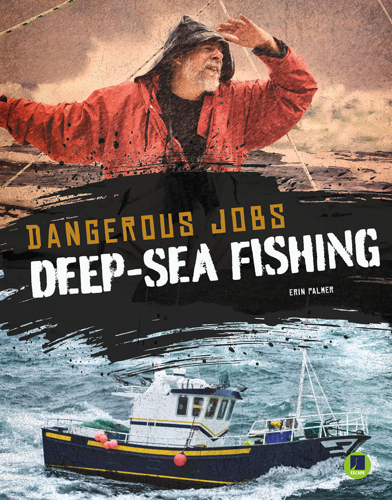2020 - Deep-Sea Fishing (Hardback)