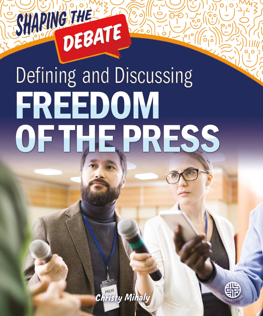 2020 - Defining and Discussing Freedom of the Press (Hardback)
