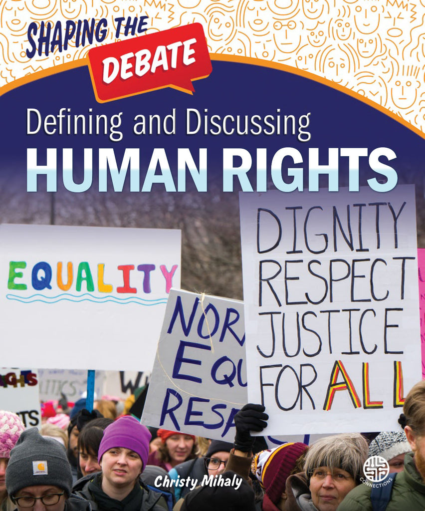 2020 - Defining and Discussing Human Rights (Hardback)