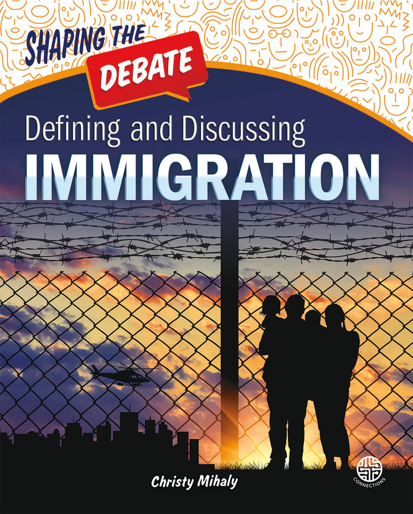 2020 - Defining and Discussing Immigration (Hardback)