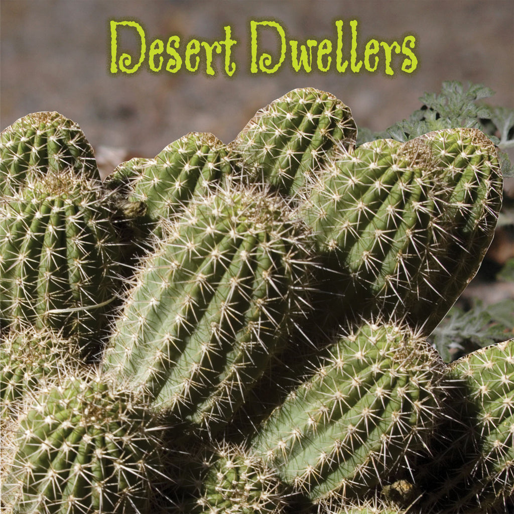 2019 - Desert Dwellers (Board Book)