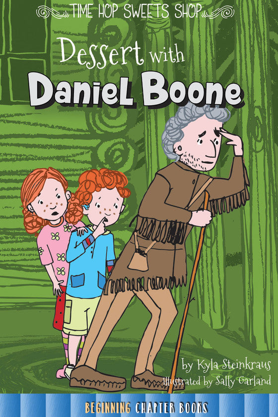 2016 - Dessert with Daniel Boone (Paperback)
