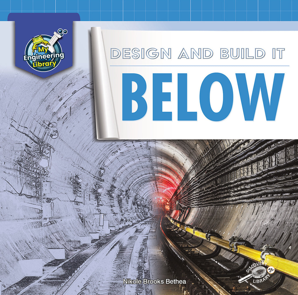 2021 - Design and Build It Below (Hardback)