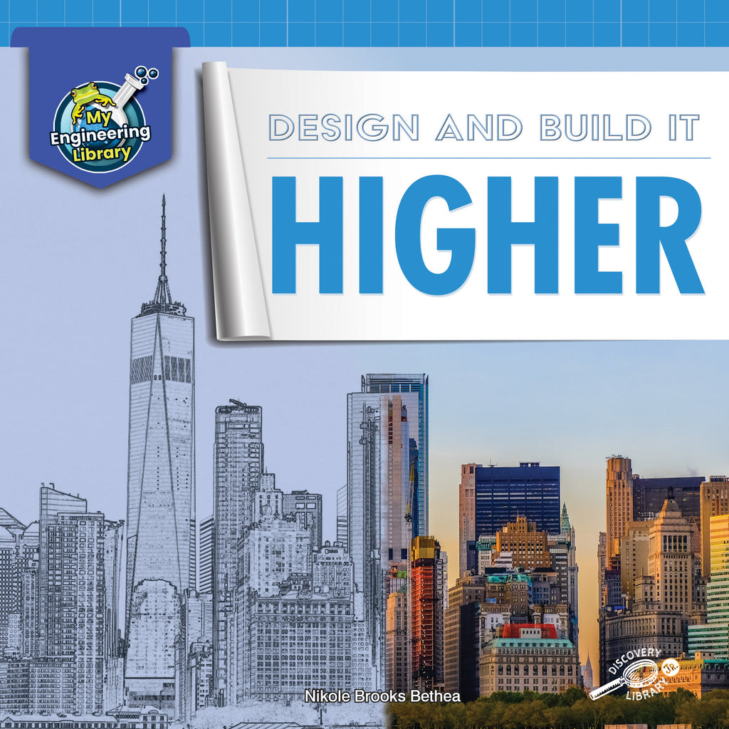 2021 - Design and Build It Higher (Paperback)