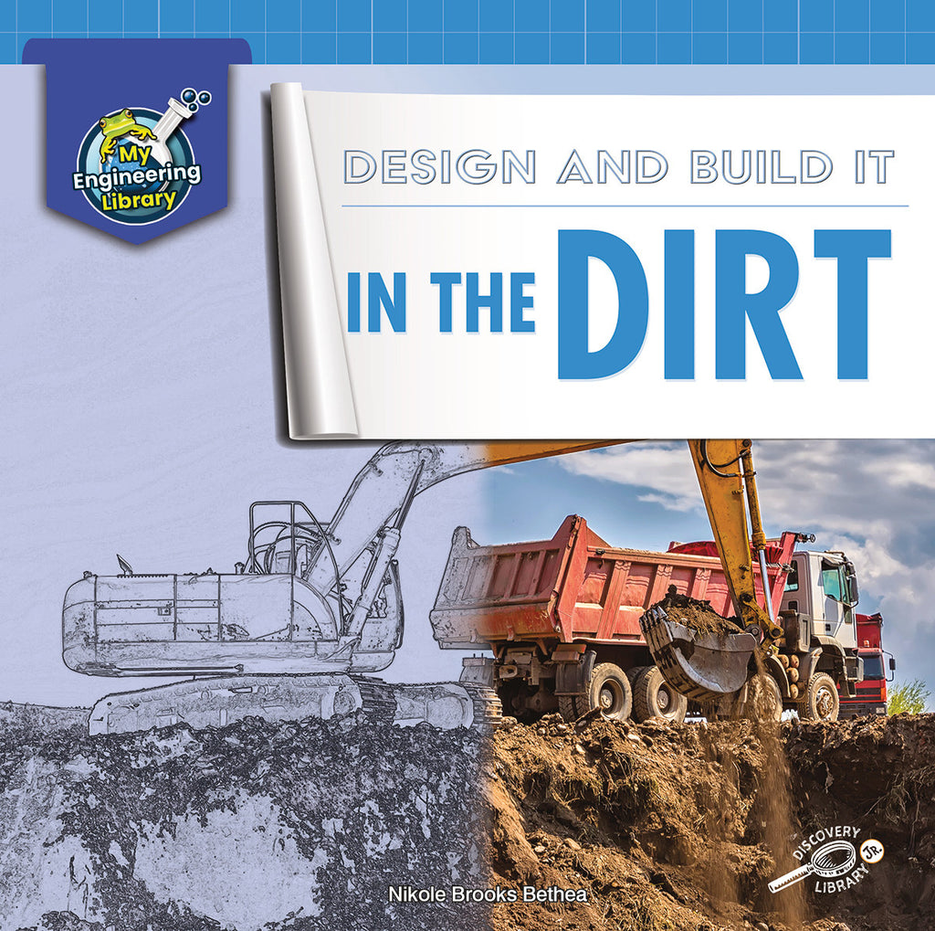 2021 - Design and Build It in the Dirt (Hardback)