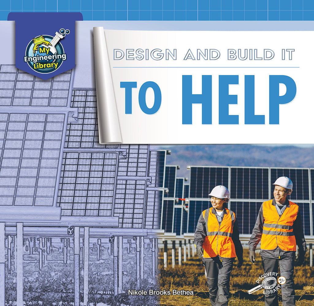 2021 - Design and Build It to Help (Hardback)