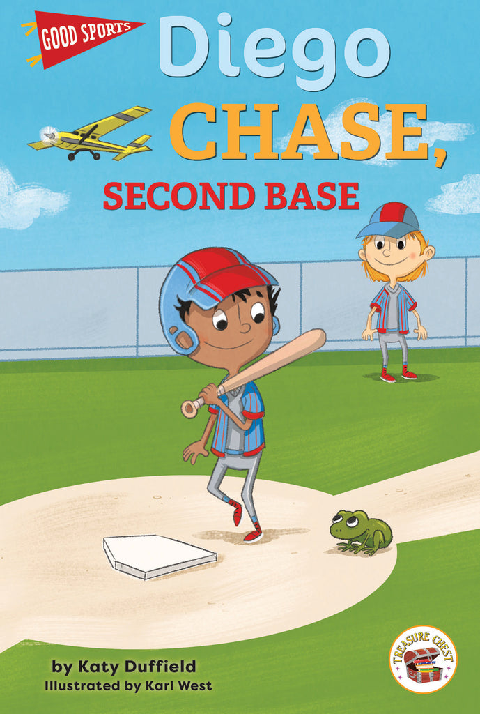 2021 - Diego Chase, Second Base (Paperback)