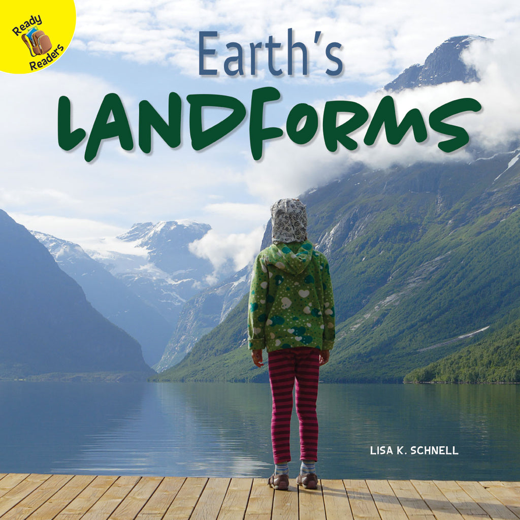 2019 - Earth's Landforms (eBook)
