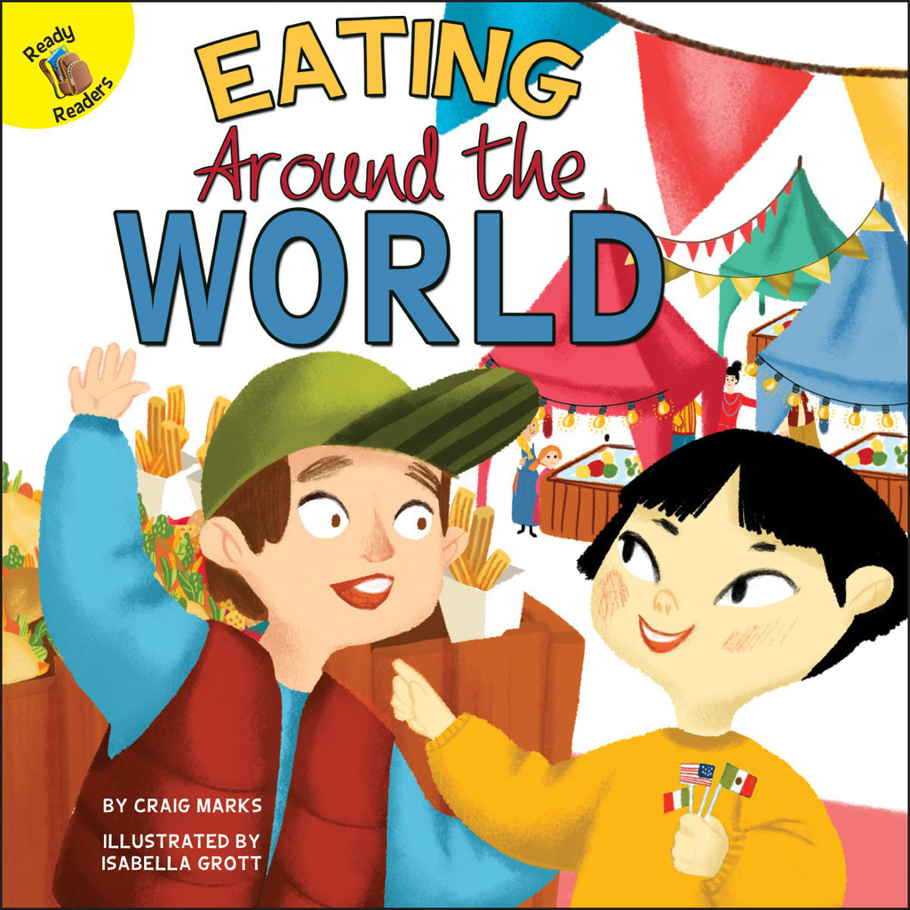 2018 - Eating Around the World (Paperback)