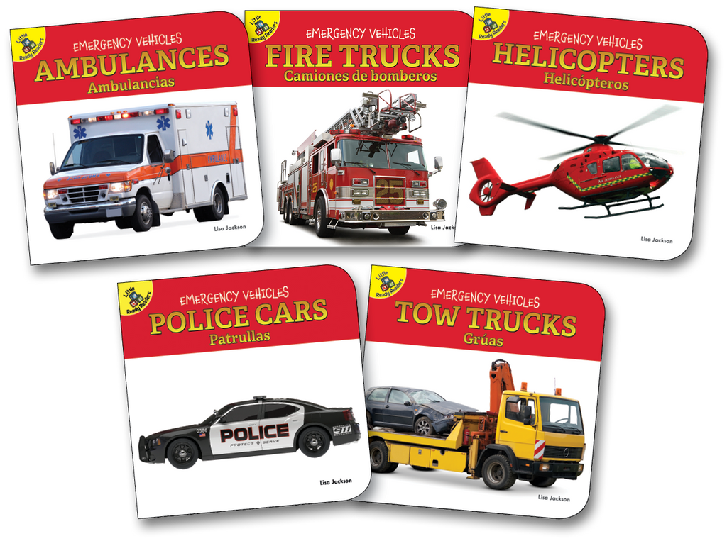 2020 - Emergency Vehicles (Series)