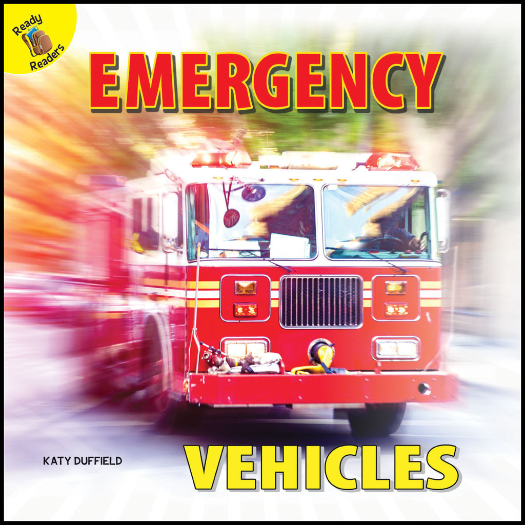 2019 - Emergency Vehicles (Hardback)