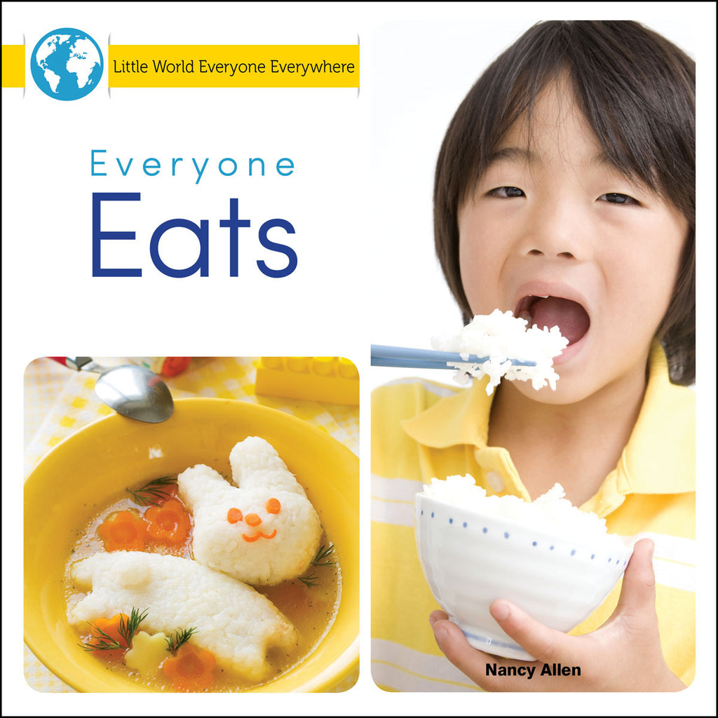 2016 - Everyone Eats (Paperback)