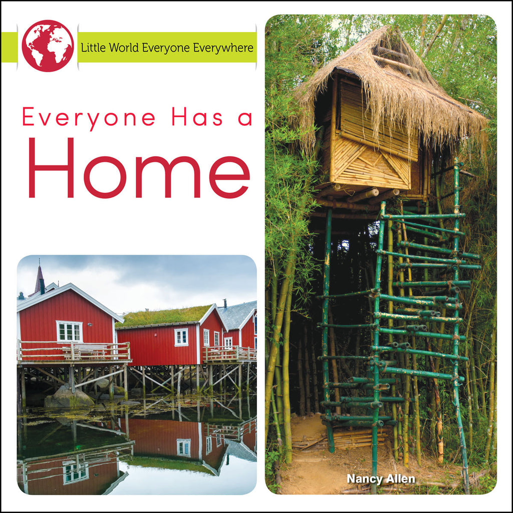 2016 - Everyone Has a Home (Hardback)