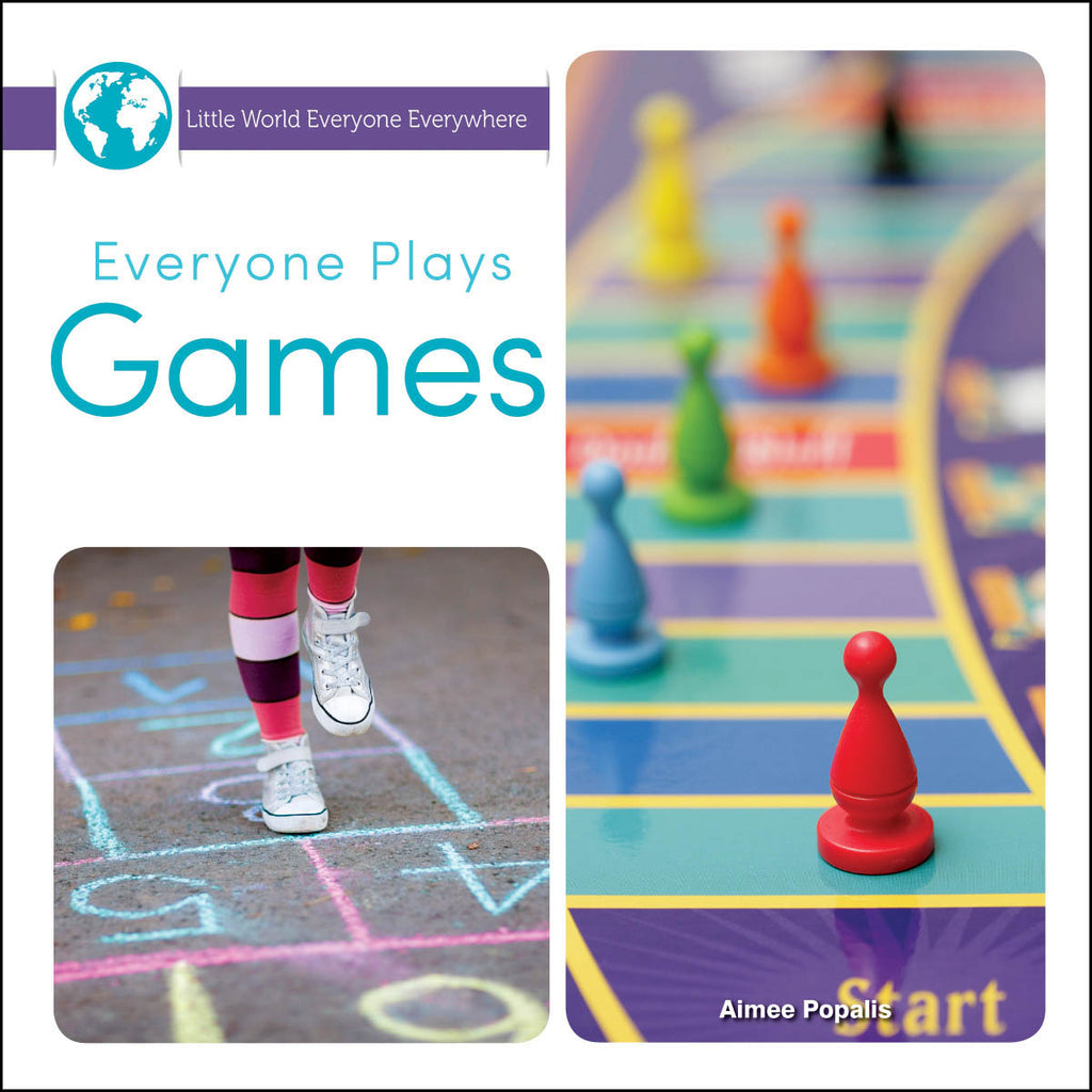 2016 - Everyone Plays Games (Hardback)