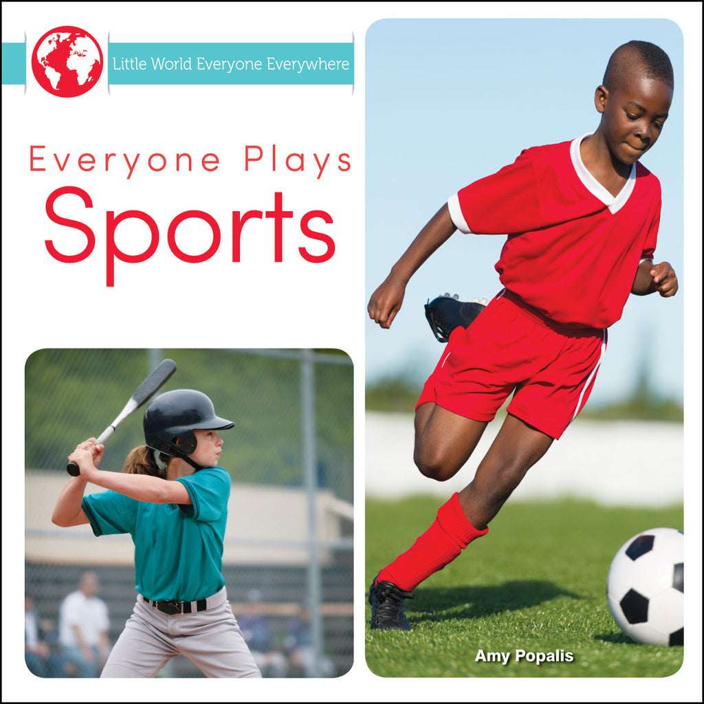 2016 - Everyone Plays Sports (Hardback)
