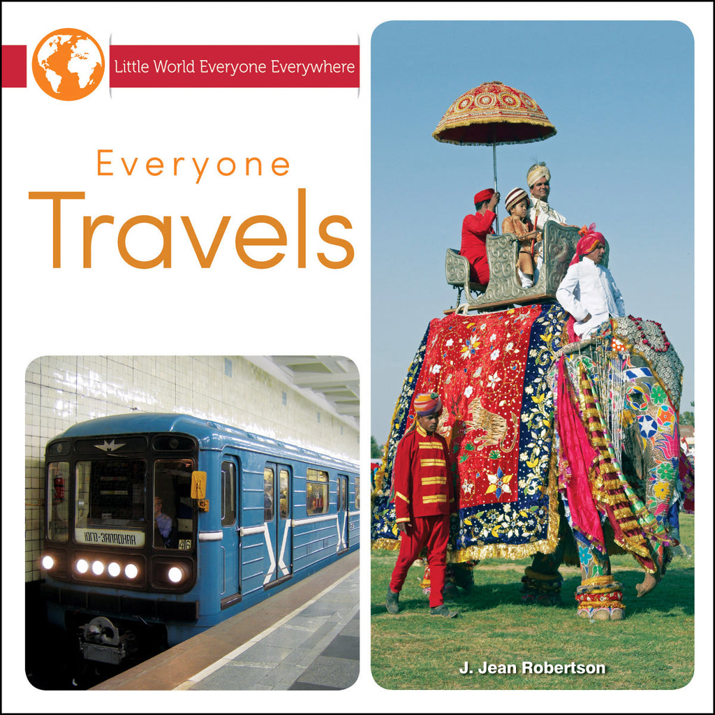 2016 - Everyone Travels (Hardback)
